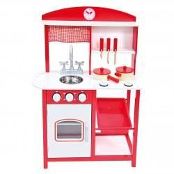 Dětská kuchyňka s přísl.5ks